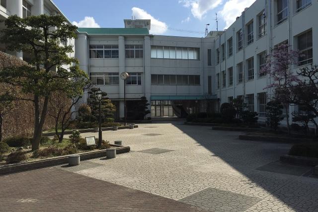 大阪市立松虫中学校