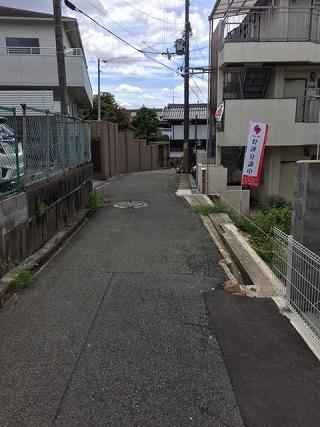 s-前面道路