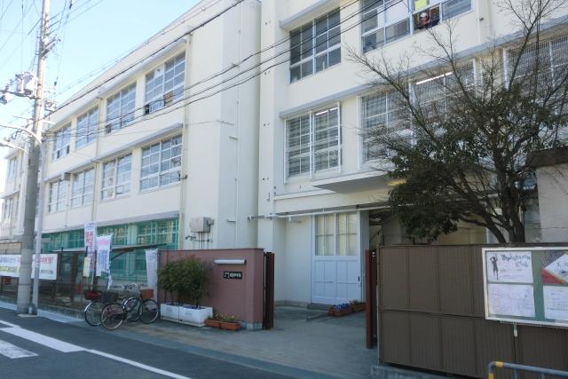 東大阪市立俊徳道中学校