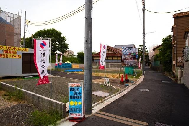 スティックガーデン岡山Ⅱ【現地写真】